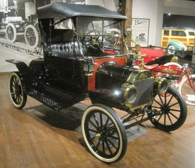 Gateway Colorado Automobile Museum - My Photos of Classic Cars