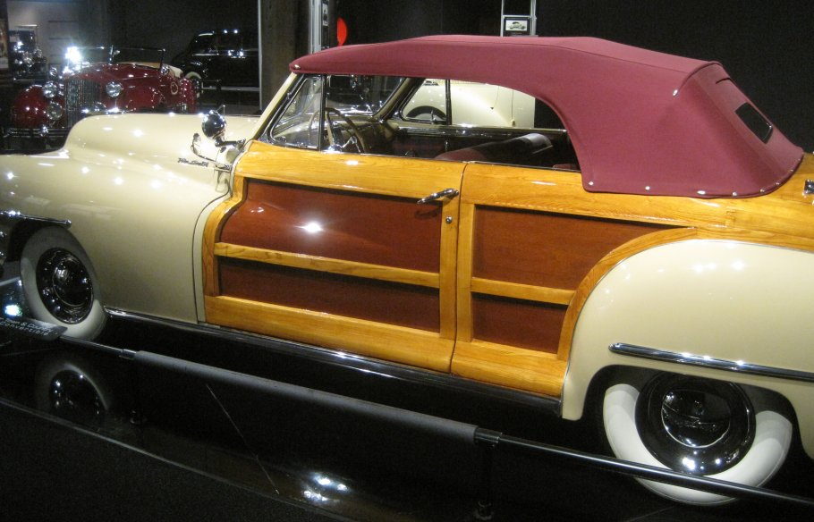 1947 Chrysler Town and Country