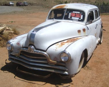 1947 Pontiac For Sale