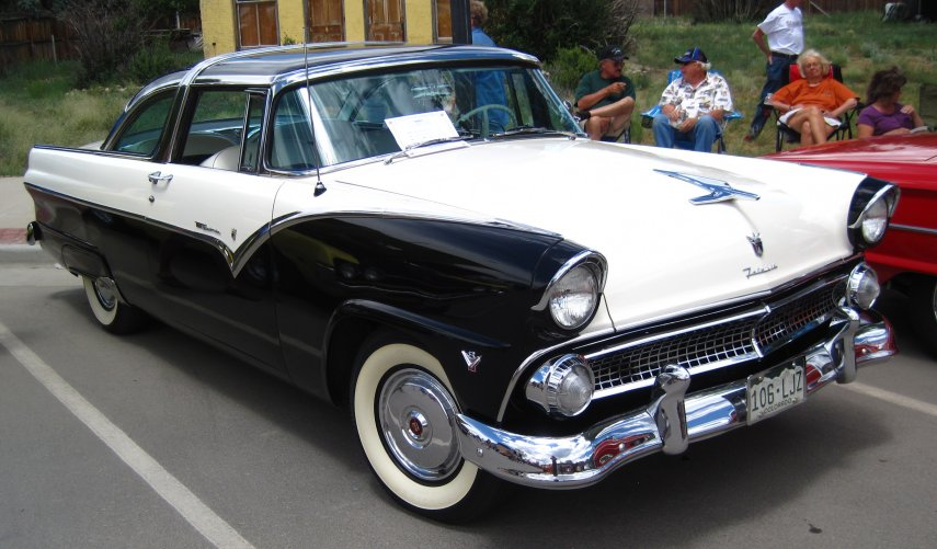1955 ford crown victoria photos. Cars Review. Best American Auto & Cars Review