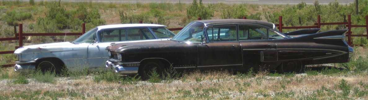 1959 Cadillacs For Sale Two Cars For Sale In Whitewater Colorado
