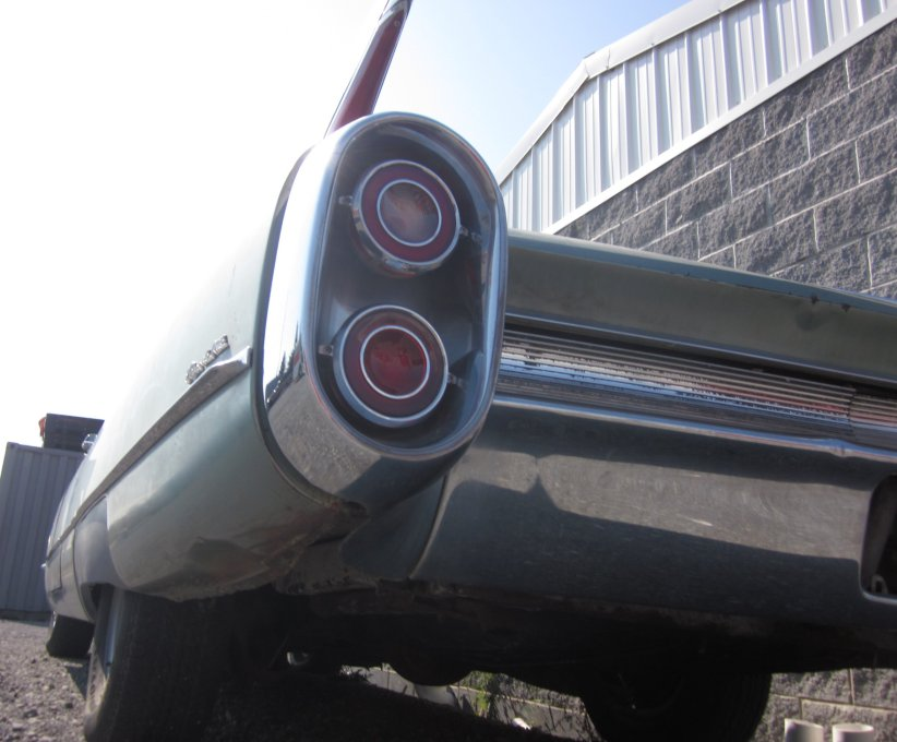 1960 Cadillac Tail Light