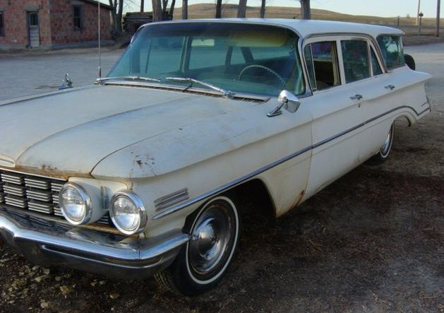 1960 Oldsmobile 88 Station Wagon