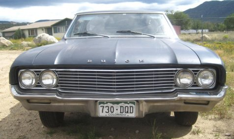 1964 Buick Special Front
