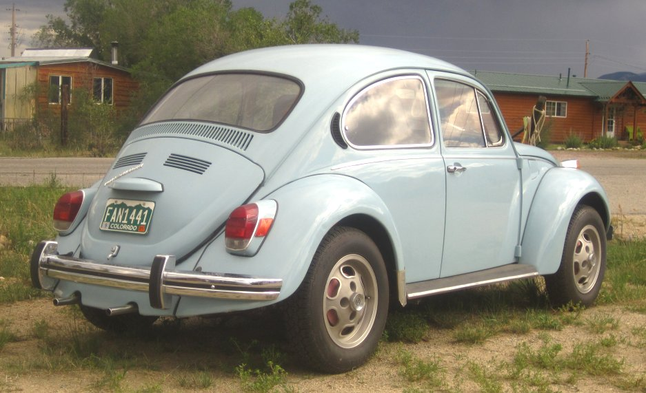 ... to see. If you're a VW Beetle lover, I trust you'll like this page
