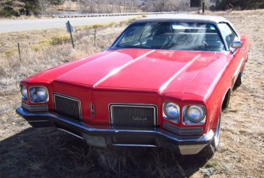 1972 Oldsmobile Delta Royale