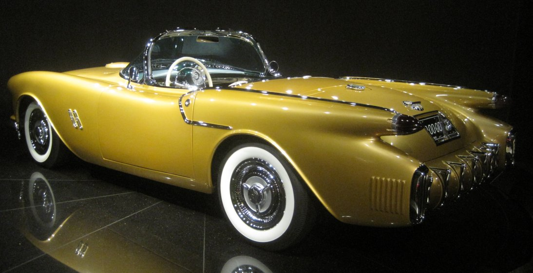 Oldsmobile F88 Concept Car