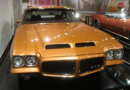 1971 Pontiac GTO Judge Coupe